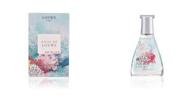 Loewe AGUA DE LOEWE MAR DE CORAL edt zerstäuber 50 ml