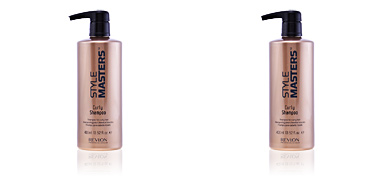 Revlon STYLE MASTERS shampoo for curly hair 400 ml