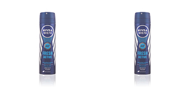 Nivea FRESH ACTIVE deo vaporizador 150 ml