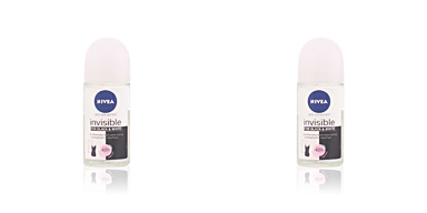 Nivea INVISIBLE FOR BLACK & WHITE WOMAN deo roll-on 50 ml