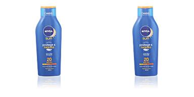 Nivea NIVEA SUN protector hidratante leche SPF20 400 ml