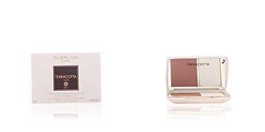 Guerlain TERRACOTTA SUN fond de teint crème compact SPF20 #bronze 8gr