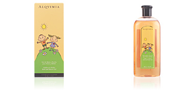 Alqvimia BATH & duschgel infantil 400 ml