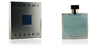Azzaro CHROME eau de toilette vaporizador 100 ml