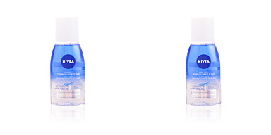 Nivea VISAGE double acction eye makeup remover 125 ml