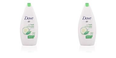 Dove DOVE GO FRESH duschgel nutritivo 400 ml