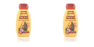 Garnier ORIGINAL REMEDIES champú aguacate y karité 250 ml