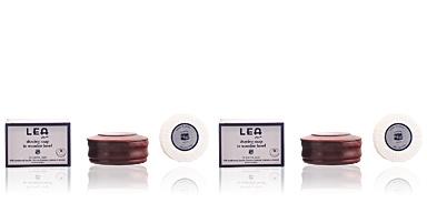 Lea LEA CLASSIC shaving soap in wooden bowl 100 ml