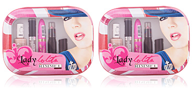 Rimmel London RIMMEL LADY LOLITA LOTE 5 pz