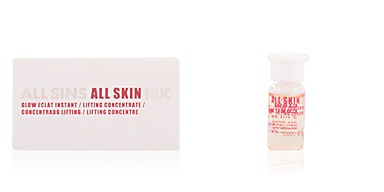 All Sins 18k ALL SKIN glow eclat instant lifting Concentrate 4x2 ml
