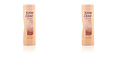 Dove DOVE SUMMER GLOW loción corporal piel dorada oscura 250 ml
