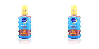 Nivea NIVEA SUN PROTEGE&BRONCEA aceite SPF20 200 ml