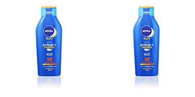 Nivea NIVEA SUN protector hidratante leche SPF50+400 ml