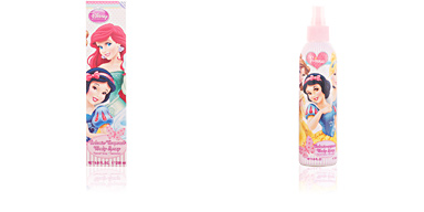Cartoon PRINCESAS DISNEY eau de cologne body spray 200 ml