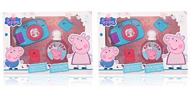 Cartoon PEPPA PIG COFFRET 2 pz