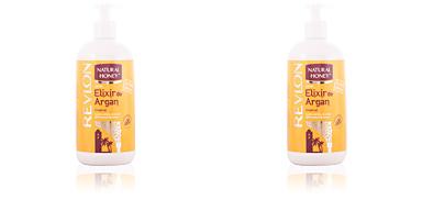 Natural Honey ELIXIR DE ARGAN loción corporal spender 400 ml
