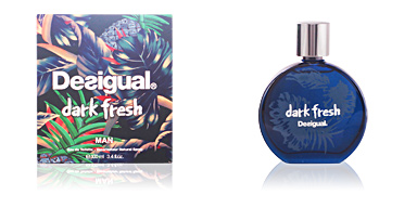 Desigual DARK FRESH MAN edt spray 100 ml