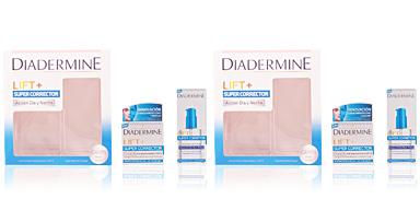 Diadermine LIFT + SUPER CORRECTOR CREMA anti-aging DIA SPF15 SET 2 pz