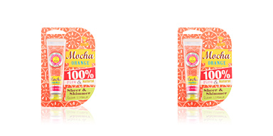 Figs & Rouge LIP BALM TINS mocha orange #shimmer 12,5 ml