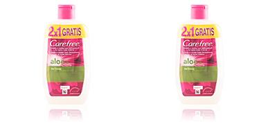 Carefree CAREFREE gel INTIMO ALOE VERA SET 2 pz