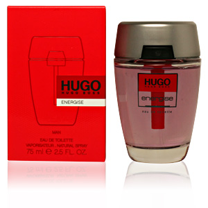 HUGO ENERGISE edt vaporizador 75 ml