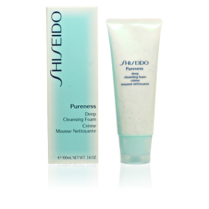 PURENESS deep cleansing foam 100 ml