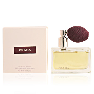 PRADA AMBER edp de luxe refillable 80 ml