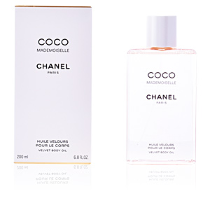 COCO MADEMOISELLE foaming gel de ducha 200 ml
