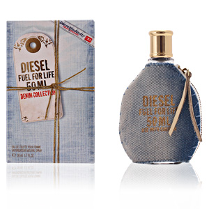 FUEL FOR LIFE FEMME DENIM edt vaporizador 50 ml