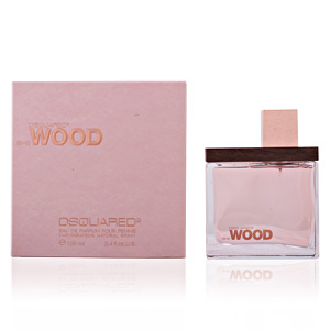 SHE WOOD edp vaporizador 100 ml