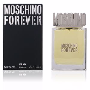 MOSCHINO FOREVER edt vaporizador 100 ml