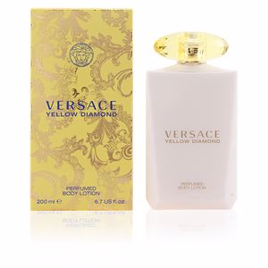 YELLOW DIAMOND loción hidratante corporal 200 ml