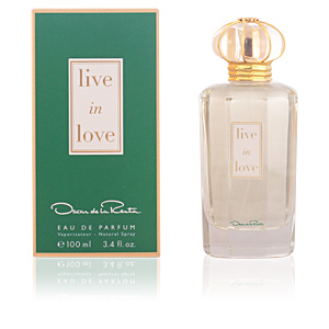LIVE IN LOVE edp vaporizador 100 ml