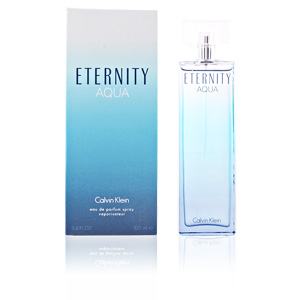 ETERNITY AQUA WOMAN edp vaporizador 100 ml
