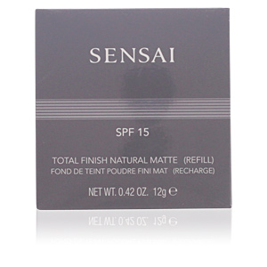 TOTAL FINISH refill natural matte #03 12 gr