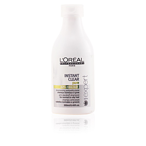 INSTANT CLEAR shampoo pure normal to oily hair 250 ml