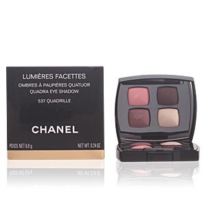 LUMIERE FACETTE eyeshadow quad #537-quadrille 4 gr