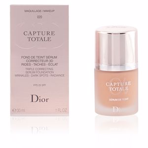 CAPTURE TOTALE fond de teint fluide #020-beige clair 30 ml
