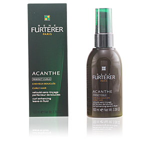 ACANTHE perfect curls enhancing leave-in fluid 100 ml