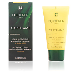 CARTHAME dry hair moisturizing day cream 75 ml