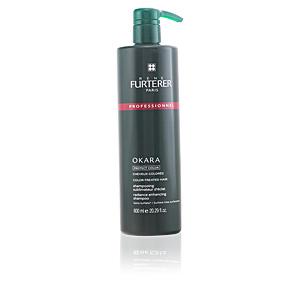 OKARA radiance enhancing shampoo 600 ml