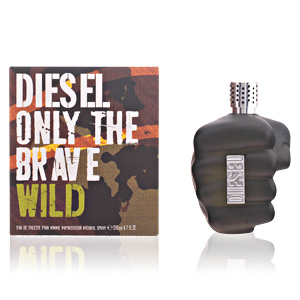 ONLY THE BRAVE WILD edt vaporizador limited edition 200 ml