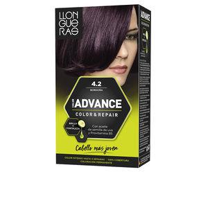 LLONGUERAS COLOR ADVANCE hair colour #4,2-bourgogne