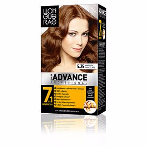 LLONGUERAS COLOR ADVANCE hair colour #5,25-brown chocolate
