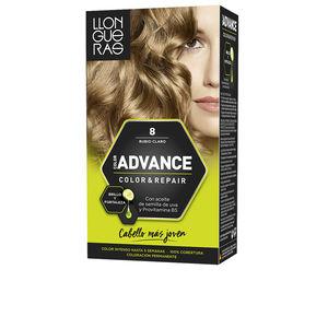 LLONGUERAS COLOR ADVANCE hair colour #8-light blond