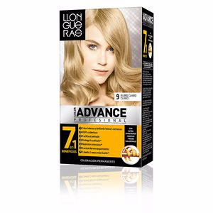 LLONGUERAS COLOR ADVANCE hair colour #9-light blond