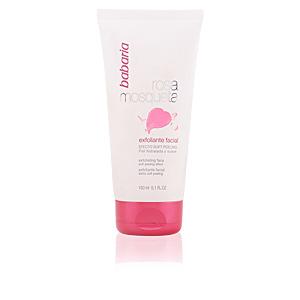 ROSA MOSQUETA gel exfoliante facial 150 ml