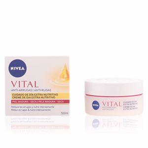 VITAL ARGAN&CALCIO anti-arrugas día PS 50 ml