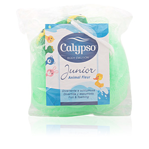 ESPONJA CALYPSO JUNIOR animal fleur