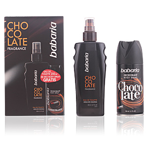 CHOCOLATE FRAGANCE FOR MEN LOTE 2 pz